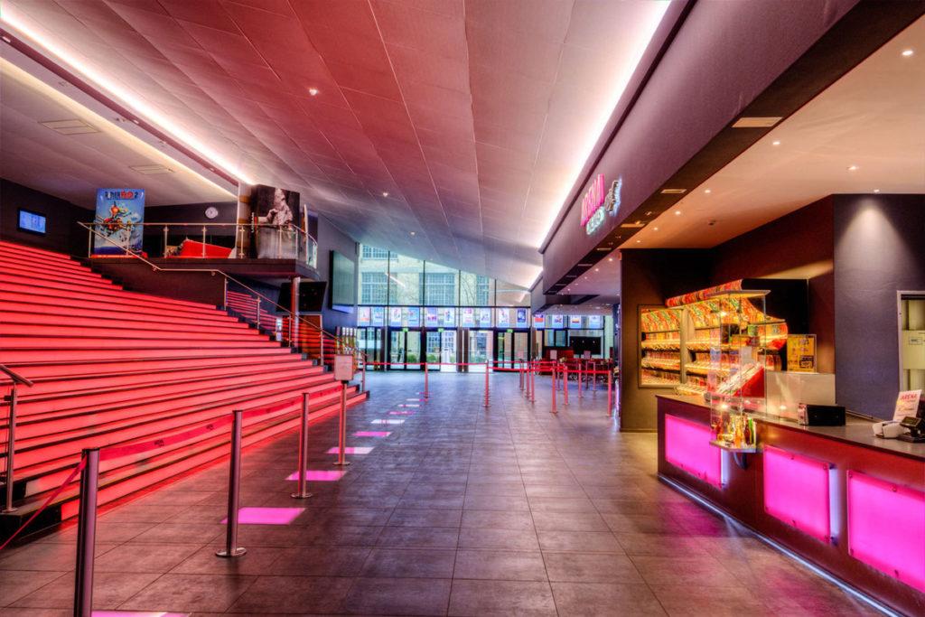 Arena Cinemas Silchcity